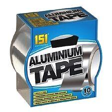 Aluminium Tape Adhesive Strong & Reliable Heat Proof 48mm 10M-TT1015