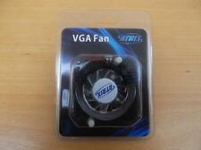 10 X Brand New Retail Packaged ATRIX VGA 35 mm Cooling Fan With Heatsink