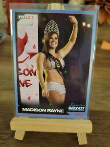 2011 TriStar Signature Impact Wrestling Madison Rayne Parallel/50