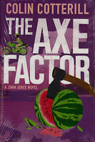 The Axe Factor A Jimm Juree Novel NEW BOOK by Colin Cotterill (Paperback, 2014)