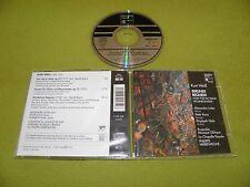 Kurt Weill - Berliner Requiem / Herreweghe / Musique Oblique / Harmonia Mundi NM