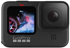 GoPro Wearable Action Camera HERO9 BLACK CHDHX-901-FW