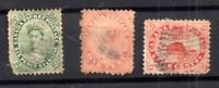 British Canada 1859-64 collection to 12 1/2c WS16793