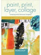 DVD Only! paint, print, layer, collage with Margaret Applin