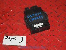 CDI Steuergerät black box Zündbox ecm ecu Suzuki Bandit GSF 600 S WVA8 #J