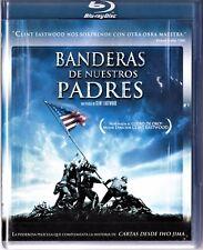 C. Eastwood: BANDERAS DE NUESTROS PADRES. BLU-RAY. Tarifa plana envío España 5 €