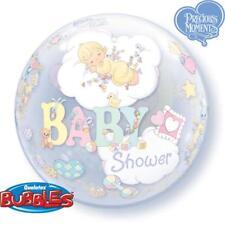 "Precious Moments Baby Shower Bubble Balloon - Qualatex 22"" Balloon"