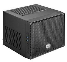 Cooler Master Elite 110 Midnight Black Mini-ITX Tower Desktop PC Computer Case