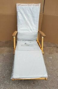 Henley Steamer Chair with Moorland Cushion
