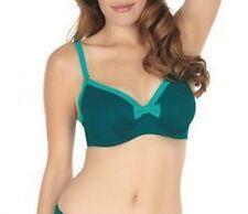 "NWT ""Isobel"" Bikini Swim Top UK & US Bra-sized 32D from Panache - 55% Off"