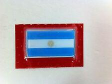 Argentina Flag Emblem Sticker Decal Argentine - NEW - (#13B)