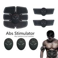 Ultimate Abs Stimulator Abdominal Muscle Training Simulation Belt Waist Trimmer