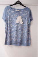 Ladies M&S Per Una Sizes 6 14 16 18 20 24 Short Sleeve Top
