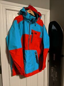 North Face Free Thinker Ski Snowboard Jacket XL Brand New