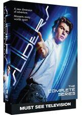 SLIDERS THE COMPLETE SERIES New Sealed 15 DVD Set Seasons 1 2 3 4 5