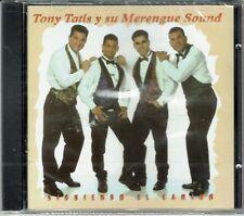 Tony Tatis y Su Merengue Sound Siguiendo el Camino  BRAND  NEW SEALED  CD
