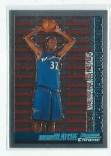 2005-06 Bowman Chrome #126 Andray Blatche RC Rookie Wizards