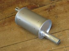 Jeep Willys CJ2A CJ3A CJ3B early CJ5 correct muffler US made heavy duty