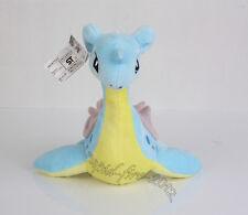 Cute Pokemon Lapras Plush Doll Figure Soft Toy 8 inch Xmas Gift US Ship