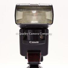 Canon 540EZ Speedlite - LAST EOS FILM ONLY SPEEDLIGHT - STROBIST'S DELIGHT