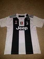 Cristiano Ronaldo CR7 Juventus Home Soccer Jersey New size Medium Adidas NWT