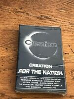 creation - creation for the nation . cassette ( still sealed )