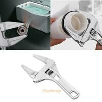 Universal Adjustable Spanner Aluminum Alloy Wrench Shifting Spanner Fitting Tool