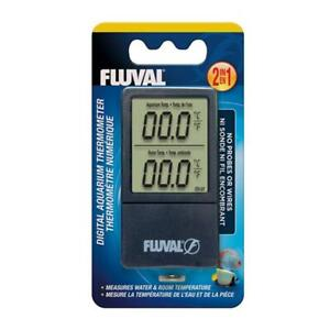 Fluval Wireless 2-in-1 Digital Aquarium Thermometer *GENUINE*