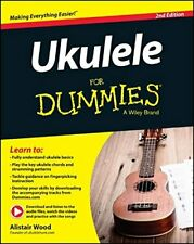 NEW - Ukulele For Dummies by Wood, Alistair