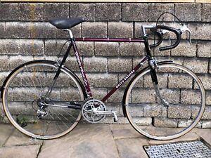 Vintage Handbuilt 1970's Gerry Shields Manchester Reynolds 531 61cm Touring Bike