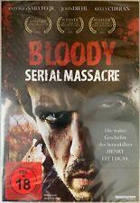 Bloody Serial Massacre (2009) NEW DVD starring Antonio Sabato Jr. - Horror