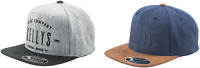 Kellys Original Cap Fahrrad Kappe Mütze Blau Grau