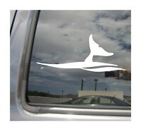 Whale Tail - Humpback Maui Auto Window High Quality Vinyl Decal Sticker 01062