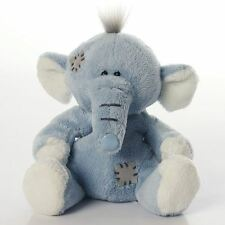 "4"" My Blue Nose Friends Toots the Elephant No. 5 - Plush Soft Toy"