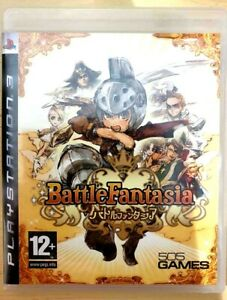 Battle Fantasia - Playstation 3 - Great Condition - PS3