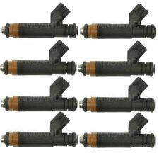 Set 8 Standard Fuel Injectors for Ford Explorer Sport Track Mustang Mercury 4.6L