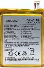 Genuine Alcatel Battery TLp025A2 One Touch Scribe HD OT-8008 OT-8008AD