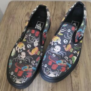 Vans X Disney Pixar Toy Story Skate Trainers UK 7 Rare Limited Edition Slip on