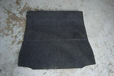 Bmw 1 series E87  boot carpet 5 door
