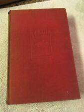 Antique vintage book-Gerald, A Portrait- Daphne du Maurier 1935 1st ed.