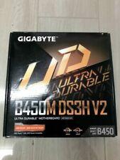 GIGABYTE B450M DS3H V2 128GB DDR4 SDRAM Motherboard - Black