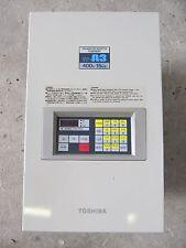 TOSHIBA TRANSISTOR INVERTER TOSVERT VFA3-4150P , 400 / 460V 15KW NICE TAKEOUT !