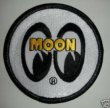 """Hot Rod """" Moon"""" Patch (Round)"""