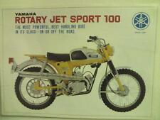 1967 Yamaha Trailmaster 100cc YL-2C   motorcycle sales brochure, (Reprint) $7.50