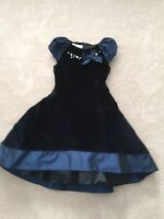 Petit Girls Blue Dress
