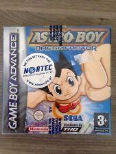 Nintendo Game Boy Advance GBA Astro Boy Omega Factor PAL New Sealed