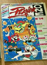 PLAYER ONE 14 11/91 MAGAZINE DE JEUX VIDEO NINTENDO SEGA XBOX PLAYSTATION