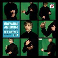 Giovanni Antonini - Beethoven: Sym Nos 7 & 8 [New CD]