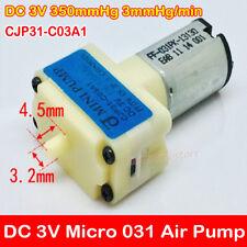 CJP31-C03A1 DC 3V Micro 031 Air Pump Mini Oxygen Gas Pump Aquarium Fish Tank