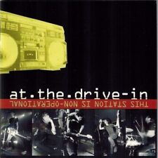 AT THE DRIVE-IN - This Station Is Non-Operational (CD+DVD 2005) Fearless